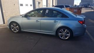 Used 2012 Chevrolet Cruze LT Turbo+ w/1SB for sale in North York, ON