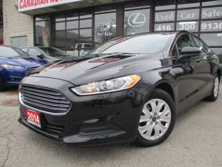 Used 2014 Ford Fusion BLUETOOTH-ALL POWER OPTION for sale in Scarborough, ON