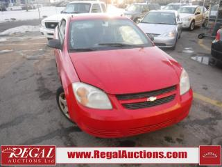 Used 2005 Chevrolet Cobalt 2D Coupe for sale in Calgary, AB