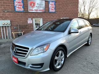 Used 2011 Mercedes-Benz R-Class R 350 BlueTEC/DIESEL/AWD/CERTIFIED/WARRANTY INCL for sale in Cambridge, ON