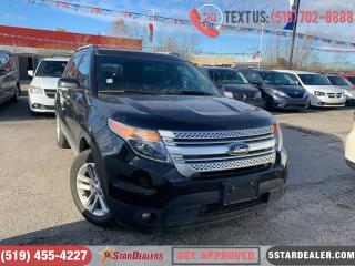Used 2015 Ford Explorer XLT | AWD | NAV | LEATHER | PANO ROOF | CAM for sale in London, ON