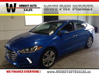 Used 2017 Hyundai Elantra Limited|NAVIGATION|SUNROOF|LOW MILEAGE|20,842 KMS for sale in Cambridge, ON