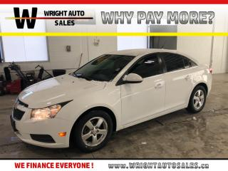 Used 2012 Chevrolet Cruze LT Turbo|BLUETOOTH|ALLOY RIMS|121,783 KM for sale in Cambridge, ON