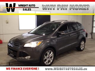 Used 2015 Ford Escape Titanium|NAVIGATION|MOON ROOF|LEATHER||58,933 KMS for sale in Cambridge, ON