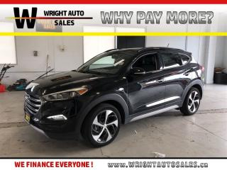Used 2017 Hyundai Tucson Limited|LEATHER|MOONROOF|BLUETOOTH|37,491 KM for sale in Cambridge, ON