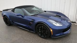Used 2017 Chevrolet Corvette 3LT | Grand Sport | Convertible | Nav for sale in Listowel, ON