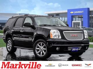 Used 2014 GMC Yukon DENALI-NAV-RF-2 SETS TIRES-GM CERTIFIED PRE-OWNED for sale in Markham, ON