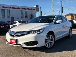 Used 2017 Acura ILX Premium Pkg - Leather - Sunroof - Rear Camera for sale in Mississauga, ON