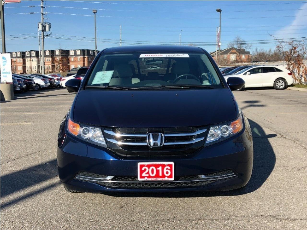 2016 Honda Odyssey EX - Rear Camera - Heated Seats - Pwr Doors