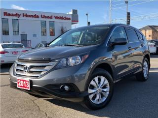 Used 2013 Honda CR-V EX-L - Leather - Sunroof - Alloys for sale in Mississauga, ON