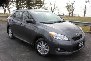 Used 2010 Toyota Matrix 4dr Wgn FWD for sale in Oshawa, ON