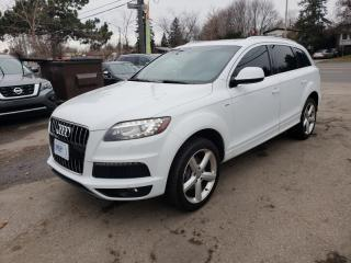 Used 2013 Audi Q7 quattro 4dr 3.0L TDI Premium for sale in Toronto, ON