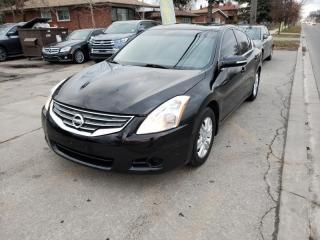 Used 2011 Nissan Altima 4dr Sdn I4 CVT 2.5 for sale in Toronto, ON