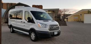 Used 2016 Ford Transit Connect 350 Wagon Med. Roof XL w/Sliding Pass. 148-in. WB for sale in Kitchener, ON