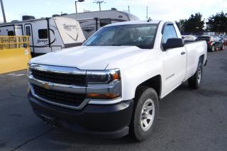 Used 2016 Chevrolet Silverado 1500 Work Truck Short Box 2WD for sale in Burnaby, BC