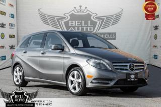 Used 2014 Mercedes-Benz B-Class B 250 NAVI, PANO ROOF, BACKUP CAM, BLIND SPOT for sale in Toronto, ON