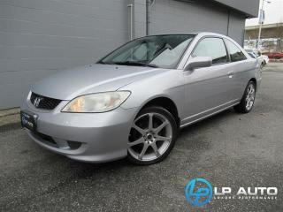 Used 2004 Honda Civic SI for sale in Richmond, BC