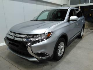 Used 2017 Mitsubishi Outlander ES AWD bluetooth for sale in Lévis, QC
