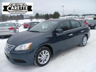 Used 2015 Nissan Sentra SV for sale in East broughton, QC