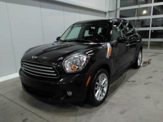 Used 2013 MINI Cooper Countryman Toit Pano Cuir for sale in Lévis, QC
