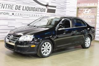 Used 2010 Volkswagen Jetta Comfortline+toit+mag for sale in Laval, QC