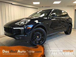Used 2015 Porsche Cayenne Diesel, Cuir, Toit, Automatique for sale in Sherbrooke, QC