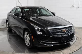 Used 2015 Cadillac ATS Luxury Cuir Toit Nav for sale in St-Constant, QC