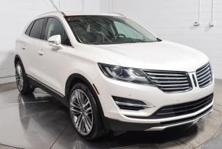 Used 2015 Lincoln MKC En Attente for sale in St-Constant, QC