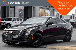Used 2015 Cadillac ATS Sedan Luxury AWD|Bose_Audio|Sunroof|Nav|Keyless_Go|Backup_Cam| for sale in Thornhill, ON