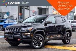 Used 2018 Jeep Compass Trailhawk|PanoSunroof|Nav|RemoteAutoStart|SatRadio|17