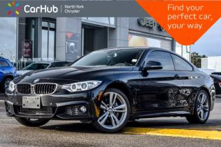 Used 2017 BMW 4 Series 430i xDrive|AWD|Sunroof|Nav|H/K Audio|KeylessGo for sale in Thornhill, ON