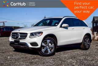 Used 2017 Mercedes-Benz GL-Class GLC 300|4Matic|Blind Spot|Bluetooth|Heated Front Seats|19