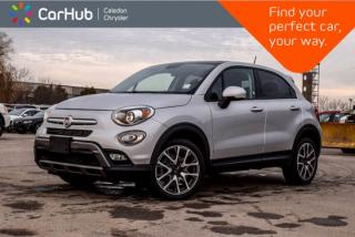 Used 2017 Fiat 500 X Trekking|Pano Sunroof|Bluetooth|Backup Cam|R-Start|Keyless Entry|18