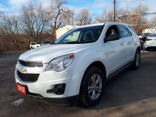 Used 2012 Chevrolet Equinox Low kms!!Certifed for sale in Oshawa, ON