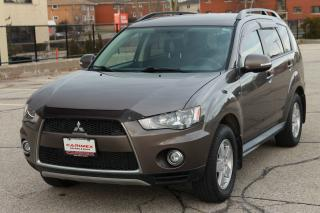 Used 2013 Mitsubishi Outlander LS 7 Passenegr | 4x4 | V6 | CERTIFIED for sale in Waterloo, ON