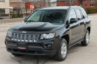Used 2014 Jeep Compass Sport/North ONLY 85K | MANUAL | CERTIFIED for sale in Waterloo, ON