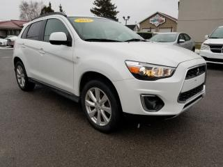 Used 2015 Mitsubishi RVR GT for sale in Kemptville, ON