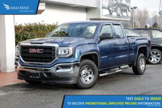 Used 2018 GMC Sierra 1500 A/C, Backup Camera for sale in Coquitlam, BC