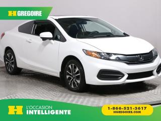 Used 2014 Honda Civic EX A/C TOIT MAGS for sale in St-Léonard, QC