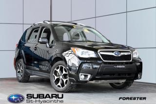 Used 2016 Subaru Forester 2.0XT Limited auto. for sale in St-Hyacinthe, QC