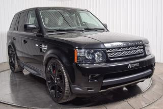 Used 2013 Land Rover Range Rover Sport SPORT SUPERCHARGED CUIR TOIT NAV MAGS for sale in St-Hubert, QC