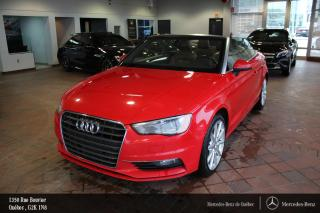 Used 2015 Audi A3 2015 Audi 2.0t for sale in Québec, QC