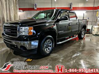 Used 2009 GMC Sierra 1500 2x4, Cabine multiplaces 143,5 po, WT for sale in Sorel-Tracy, QC