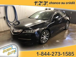 Used 2015 Acura TLX *TECH* CUIR*GPS*AIR*CRUISE*TOIT*CAMERA* for sale in St-Agapit, QC