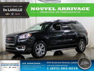 Used 2014 GMC Acadia for sale in Lasalle, QC