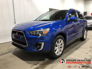 Used 2015 Mitsubishi RVR Gt - Cert. - Toit for sale in Drummondville, QC