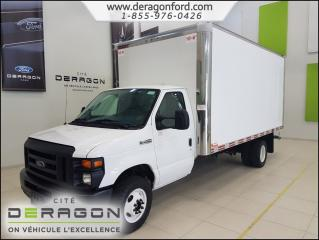 Used 2017 Ford Econoline E-450 Boite 16 Pieds for sale in Cowansville, QC