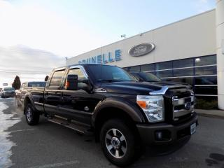 Used 2016 Ford F-350 KING RANCH for sale in St-Eustache, QC