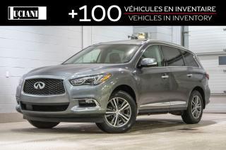 Used 2017 Infiniti QX60 Premium for sale in Montréal, QC