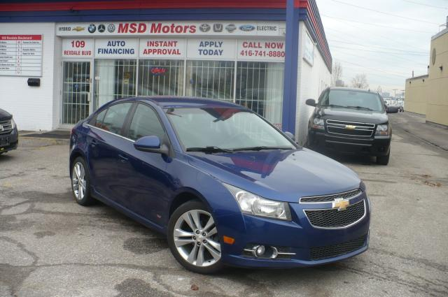 2012 Chevrolet Cruze LT Turbo RS  ACCIDENT FREE